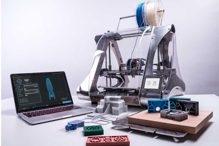 Manifattura additiva o stampa tridimensionale